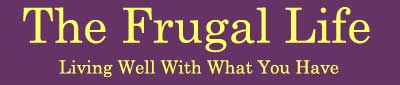 The Frugal Life Logo